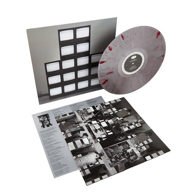 Rise Against - Nowhere Generation (Silver w/ Red Flecks LP) (Vinyl)