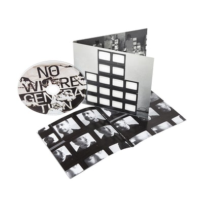 Rise Against Nowhere Generation (CD)