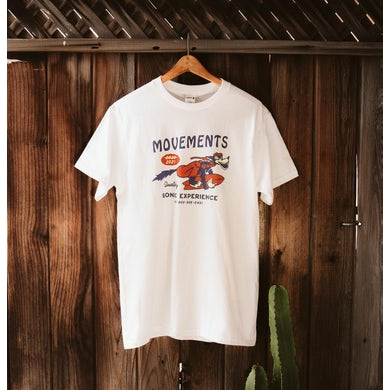 """""""Sonic Experience"""" T-Shirt"""