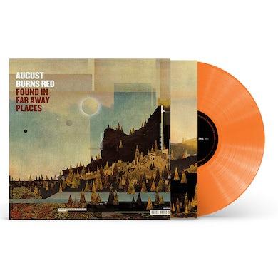 August Burns Red - Found In Far Away Places (Neon Orange Vinyl)