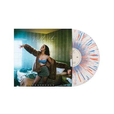 Grayscale - Nella Vita Vinyl - White Splatter