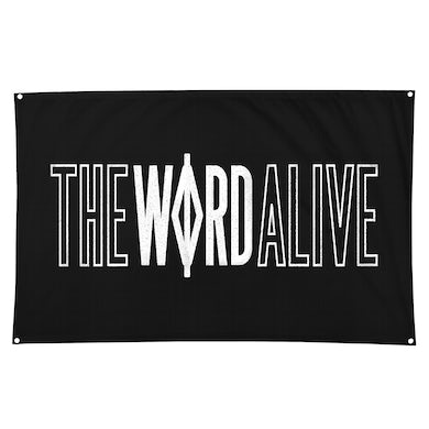 The Word Alive - Logo Flag