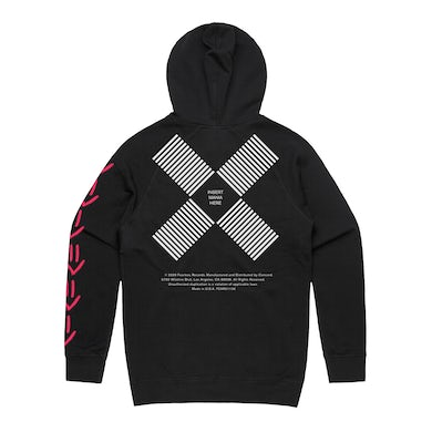 The Word Alive - Smiley Hoodie