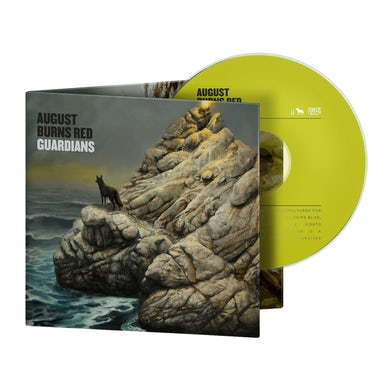 August Burns Red - Guardians CD