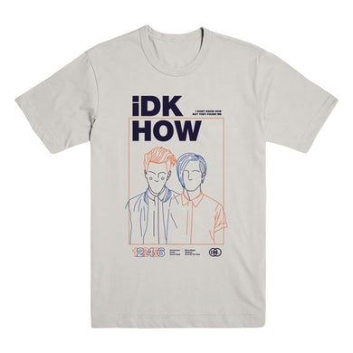 I DONT KNOW HOW BUT THEY FOUND ME - OUTLINES TEE
