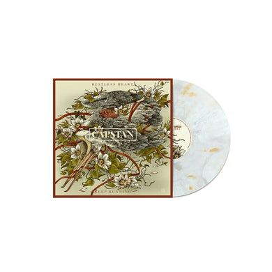 Capstan -Restless Heart, Keep Running Swirl Vinyl