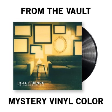 Real Friends - The Home Inside Vinyl