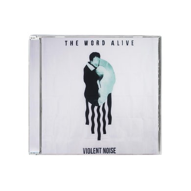 The Word Alive - Violent Noise CD