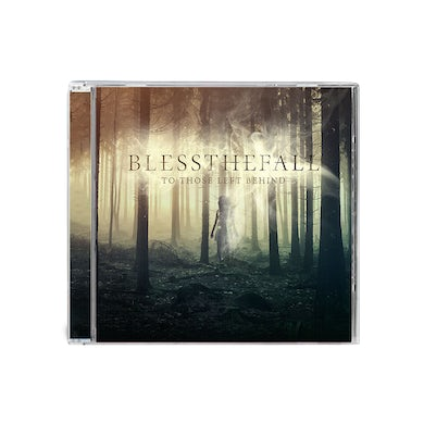 blessthefall - To Those Left Behind CD