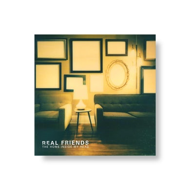 Real Friends - The Home Inside My Head CD