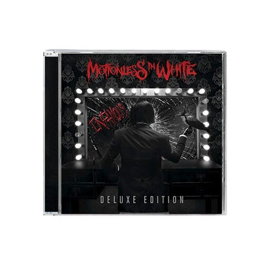 Motionless In White - Infamous Deluxe Edition CD