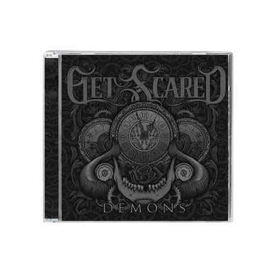 Get Scared - Demons CD