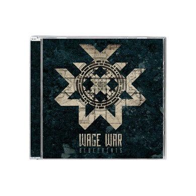 Wage War - Blueprints CD