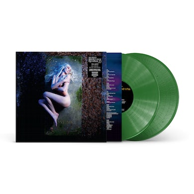 The Pretty Reckless - Death By Rock And Roll Forest Green Vinyl