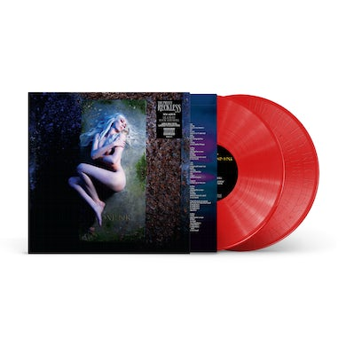 Death By Rock And Roll Apple Red Vinyl
