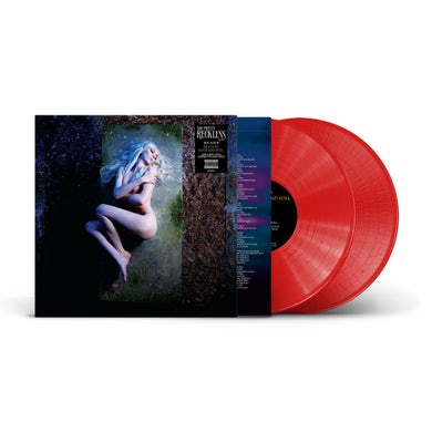 The Pretty Reckless - Death By Rock And Roll Apple Red Vinyl