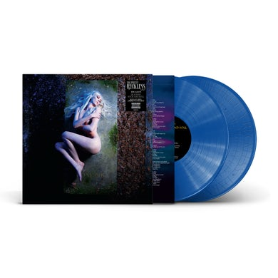 The Pretty Reckless - Death By Rock And Roll Bluejay Vinyl