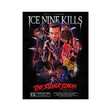 The Silver Scream: THE FINAL CUT Poster