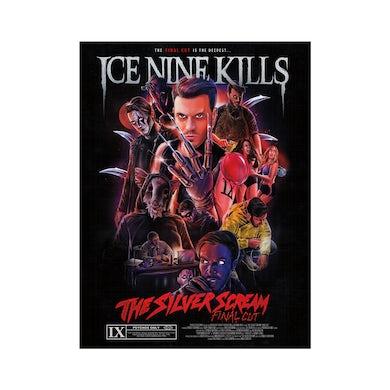 ICE NINE KILLS - The Silver Scream: THE FINAL CUT Poster
