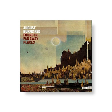 August Burns Red - Found in Far Away Places Deluxe CD