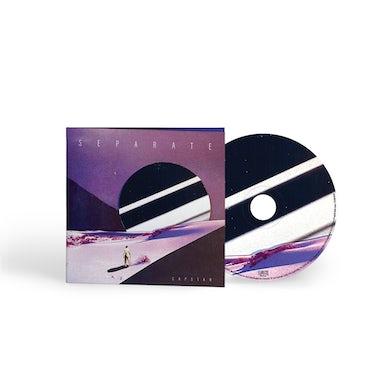 """Capstan """"SEPARATE"""" CD"""