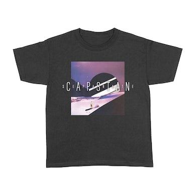 "Capstan ""Separate"" Black T-Shirt"