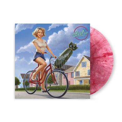 Okay Bloodshot Vinyl LP