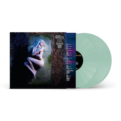 The Pretty Reckless - Death By Rock And Roll Coke Bottle Clear Vinyl