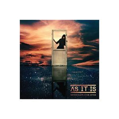As It Is - Never Happy, Ever After CD
