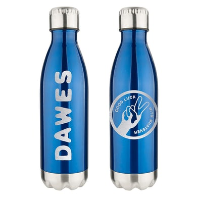 Dawes - Good Luck With Whatever Stainless Steel Vacuum Insulated Bottle