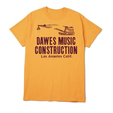 Dawes - Gold Construction Tee
