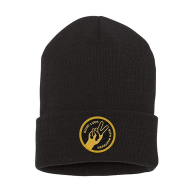 Dawes - Good Luck With Whatever Embroidered Beanie