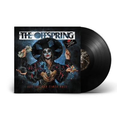 The Offspring - Let The Bad Times Roll Black Vinyl