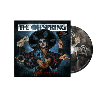 The Offspring - SIGNED or UNSIGNED Let The Bad Times Roll CD
