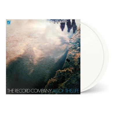 The Record Company - All Of This Life (White Vinyl 2XLP)