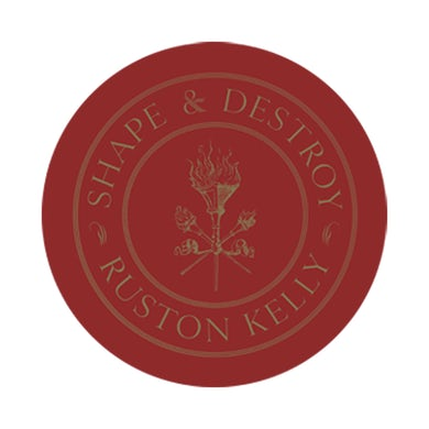Ruston Kelly - Shape & Destroy Turntable Mat