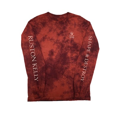 Ruston Kelly - Maroon Long Sleeve