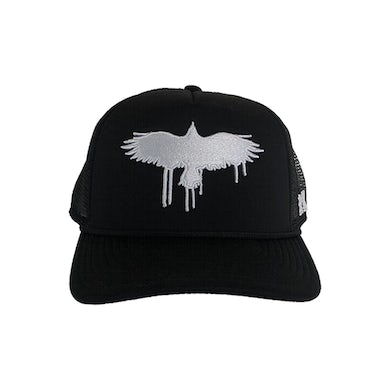 Ruston Kelly - Black Crow Snapback