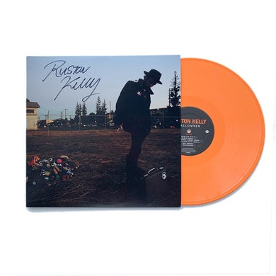 Ruston Kelly - Halloween Orange LP (Vinyl)