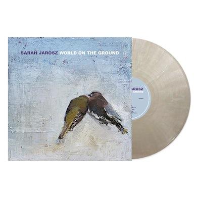 Sarah Jarosz - World On The Ground White + Clear Marble Vinyl LP