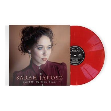 Sarah Jarosz - Build Me Up From Bones Opaque Red Vinyl