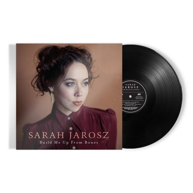 Sarah Jarosz - Build Me Up From Bones Black Vinyl
