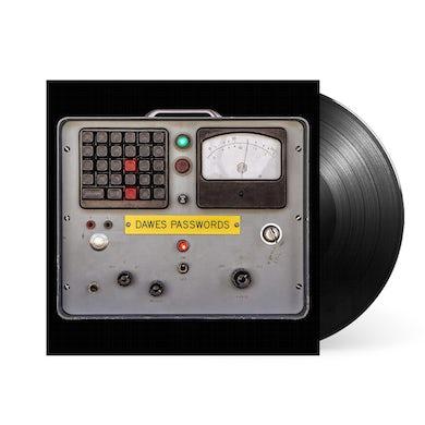 Dawes - Passwords Black Vinyl