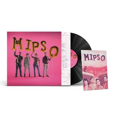 Mipso - Mipso Black Vinyl + Fanzine