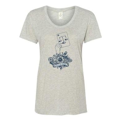 Della Mae - Tarot Card Women's T-shirt