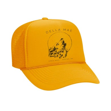 Della Mae - Wolf Trucker Hat