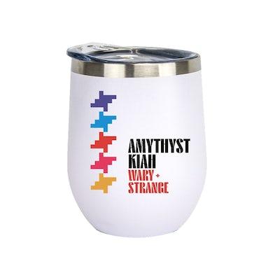 "Amythyst Kiah ""Wary + Strange"" 11 oz. Wine Tumbler"