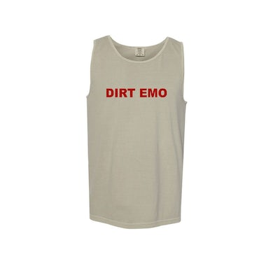 Ruston Kelly - Dirt Emo Heavyweight Tank Top