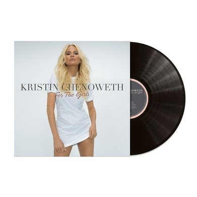 Kristin Chenoweth For The Girls Vinyl