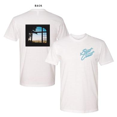 Best Coast - Always Tomorrow Album Cover White Tee